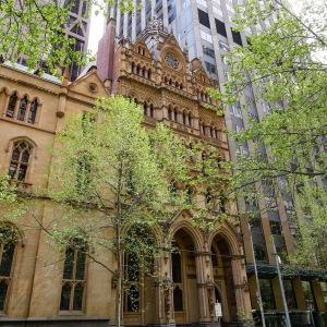 ANZ Building Melbourne