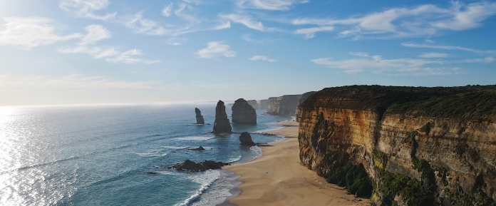 Great Ocean Road Victoria Austrlaia