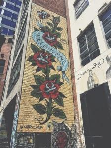 Street Art ACDC Lane Melbourne