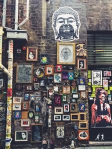 Street Art Presgraves Lane Melbourne