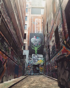 Street Art Presgraves Lane Melbourne