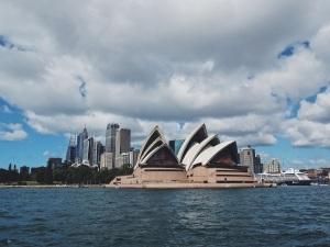 Ferry Sydney Bay Cremorne