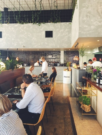 Abacus Restaurant Melbourne
