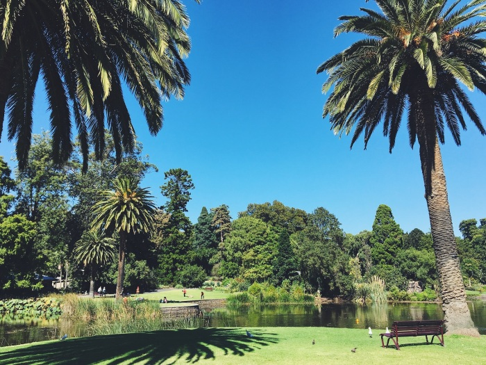 Royal Botanical Gardens Melbourne