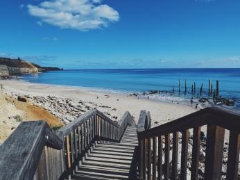 South Australia Fleurieu Peninsula Port Willunga