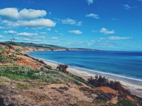 South Australia Fleurieu Peninsula Sellicks Beach