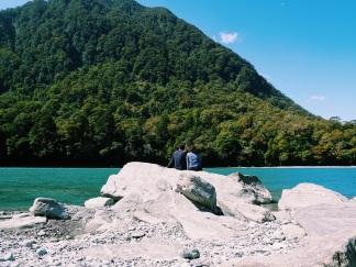 Haast River NZ