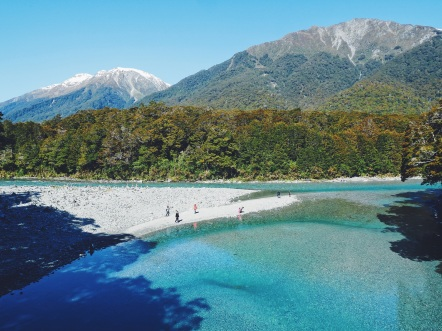 NZ New Zealand