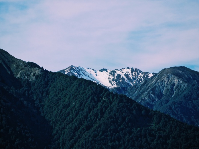 Mountains NZ