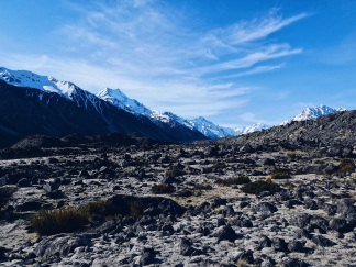 Tasman River NZ