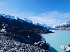 NZ Glacier Tasman