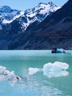 Glacier Iceberg Lake NZ